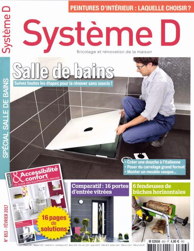 Système D N° 855 Mars 2017