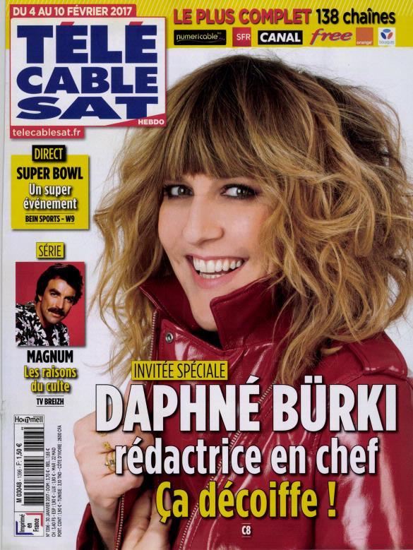 T l cable sat hebdo n 1396 abonnement t l cable sat hebdo abonnement magazine par - Tele cable sat ...