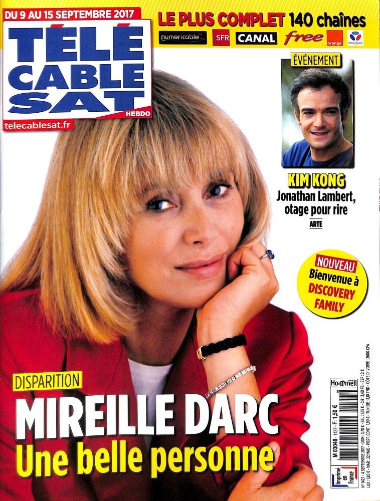 T l cable sat hebdo n 1427 abonnement t l cable sat - Tele cable sat ...