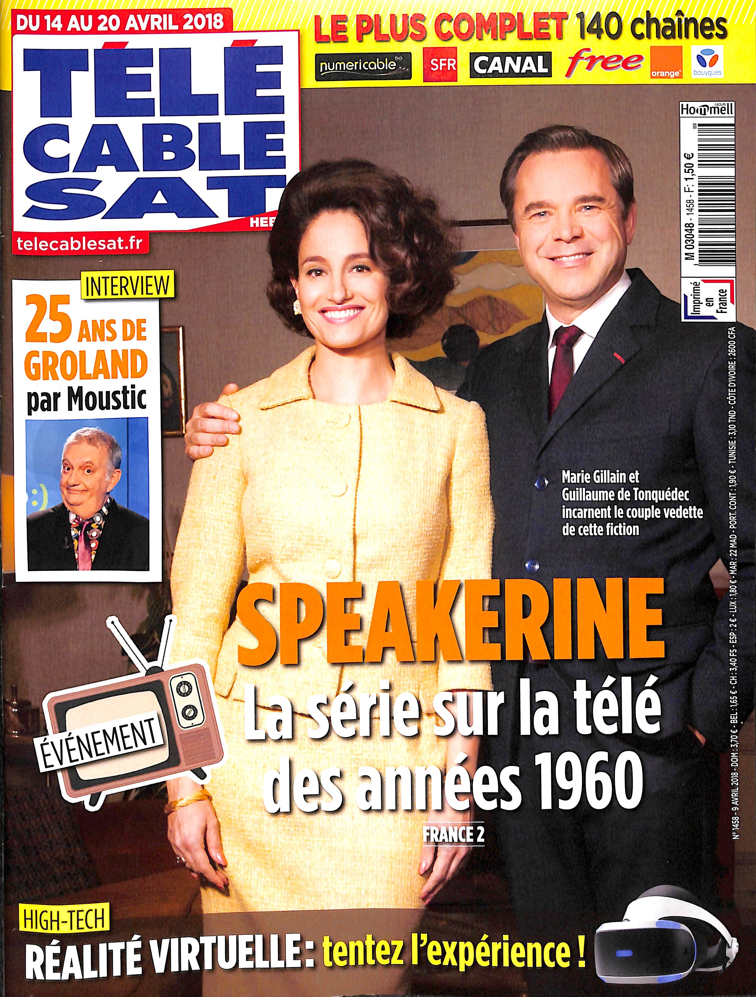 Abonnement t l cable sat hebdo abonnement magazine par - Tele cable sat ...