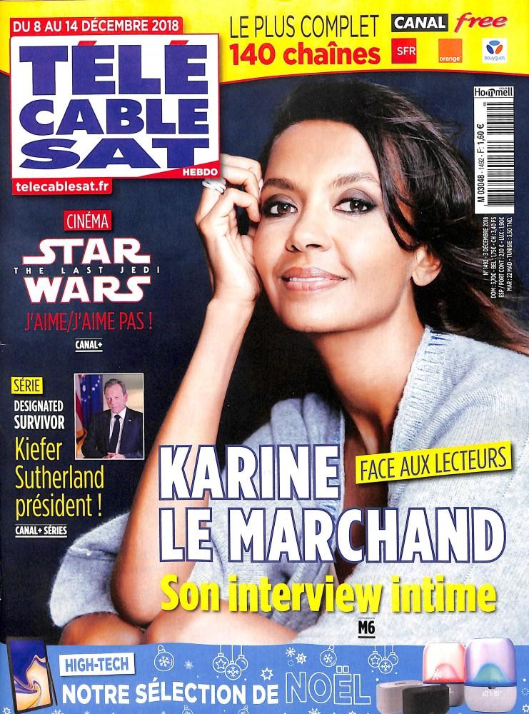 Télé Cable Sat Hebdo N° 1524 Juillet 2019