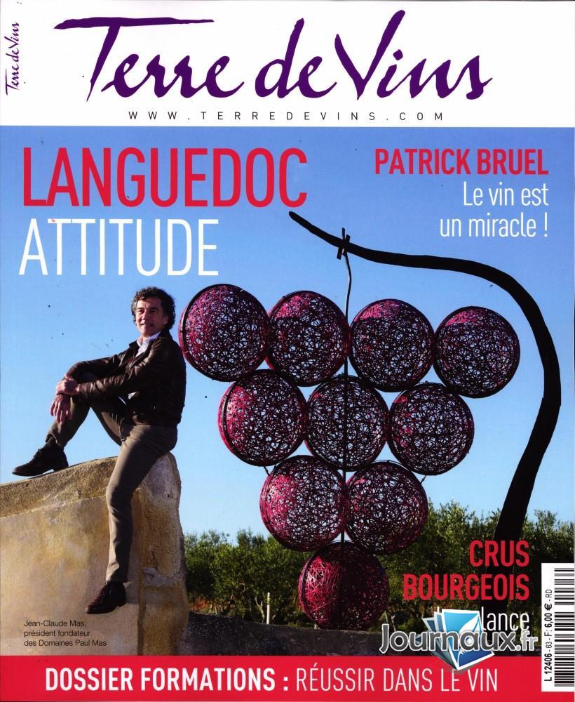 Terre de vins N° 18 Juin 2012