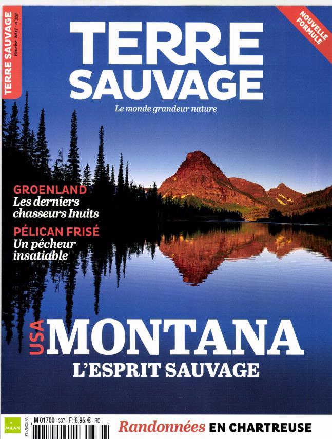 Terre Sauvage N° 368 Août 2019