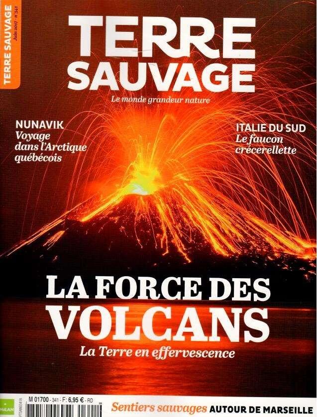 Terre Sauvage N° 341 Mai 2017