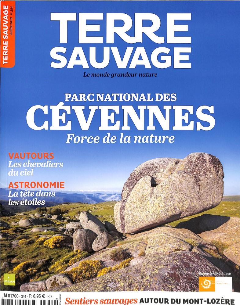 Terre Sauvage N° 354 June 2018