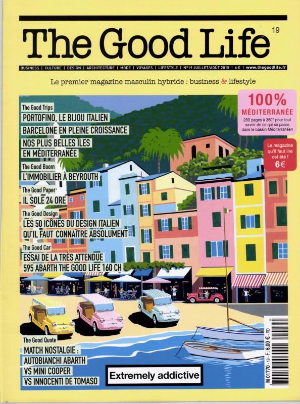 The good life N° 7 Décembre 2019