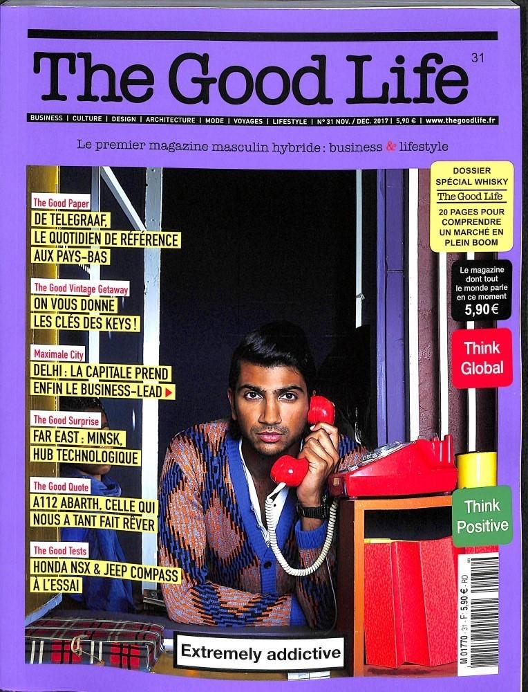The good life N° 31 Novembre 2017