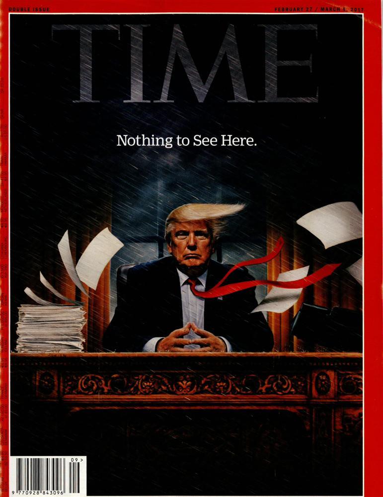Time N° 1709 Février 2017