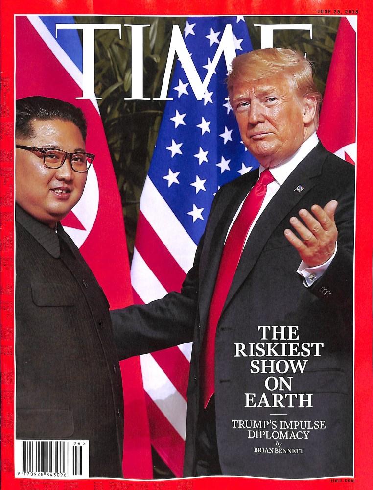 Time N° 1826 June 2018