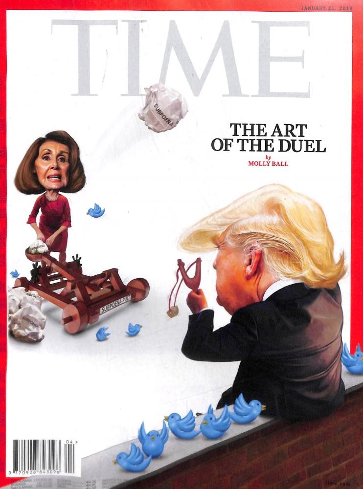 Time N° 1902 Janvier 2019