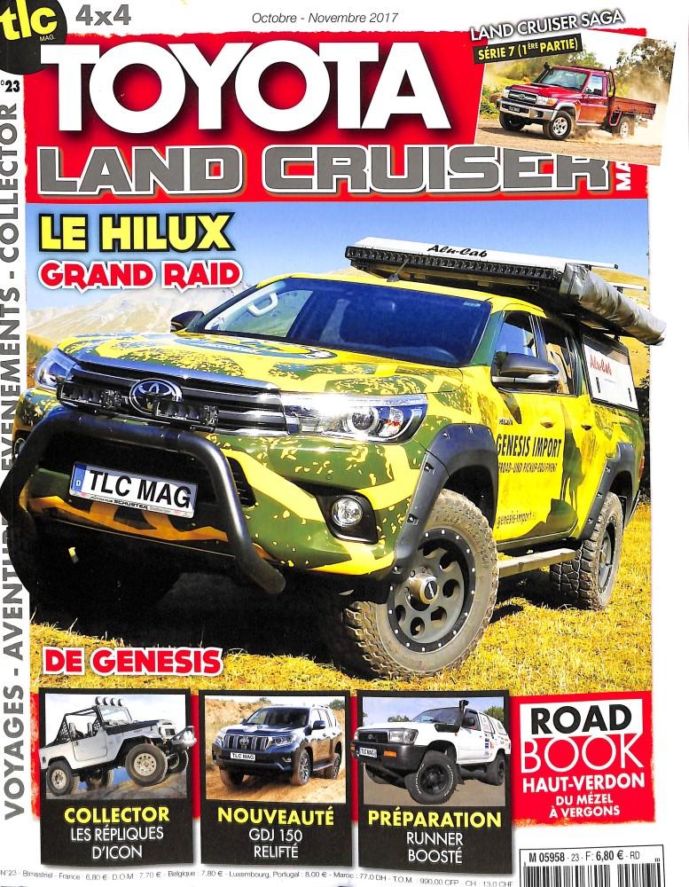 TLC Toyota Land Cruiser