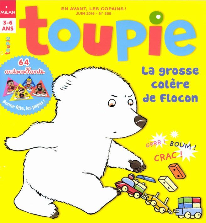 Toupie N° 369 Mai 2016