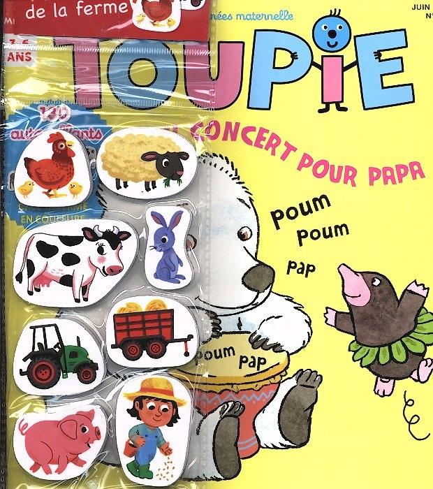 Toupie N° 381 Mai 2017