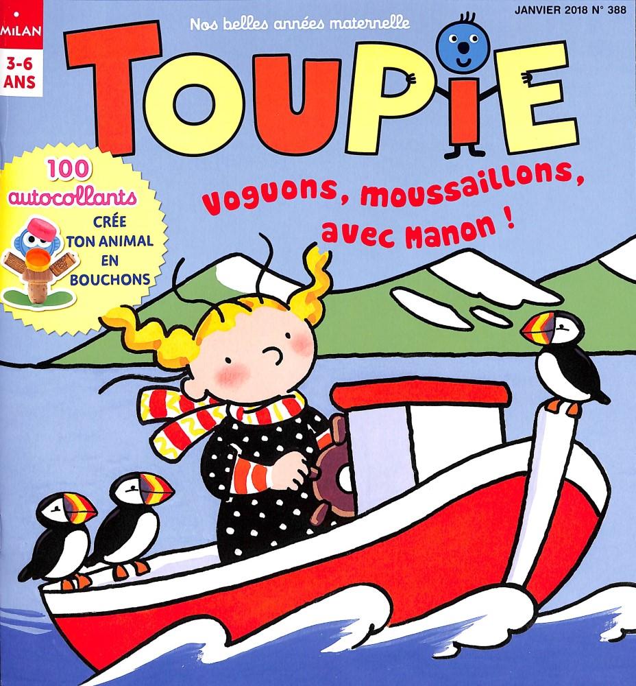 Toupie N° 389 Janvier 2018