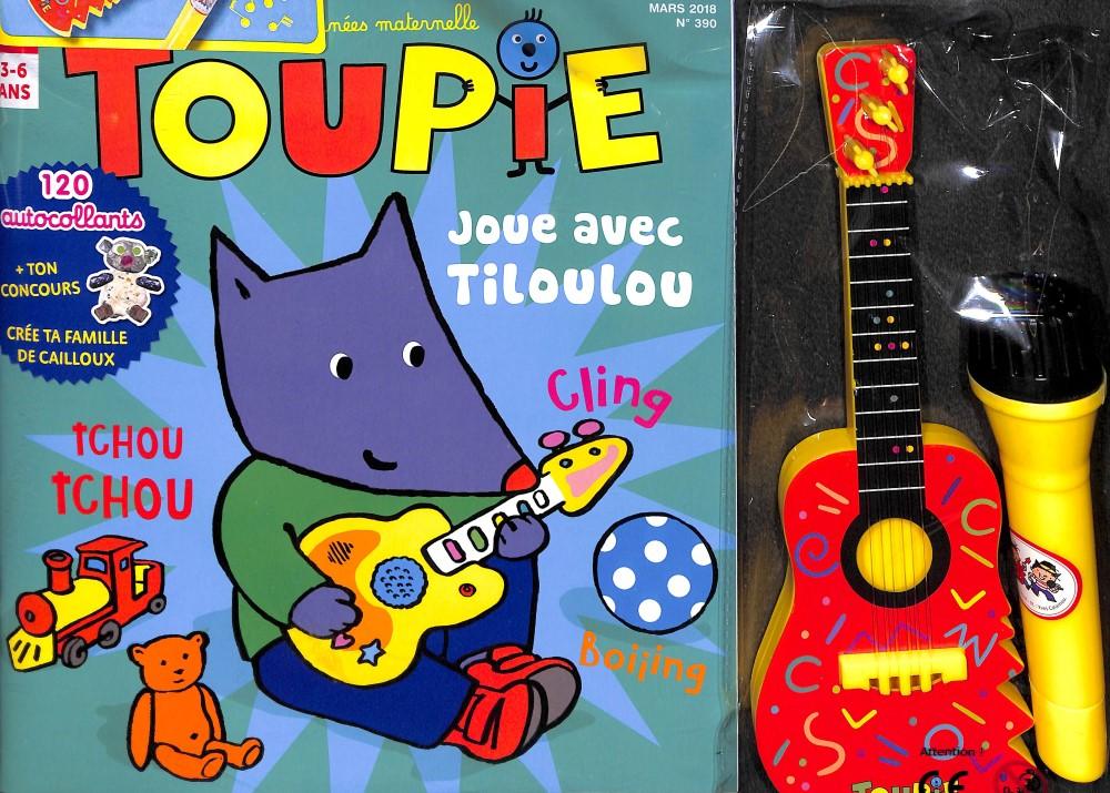 Toupie N° 390 February 2018