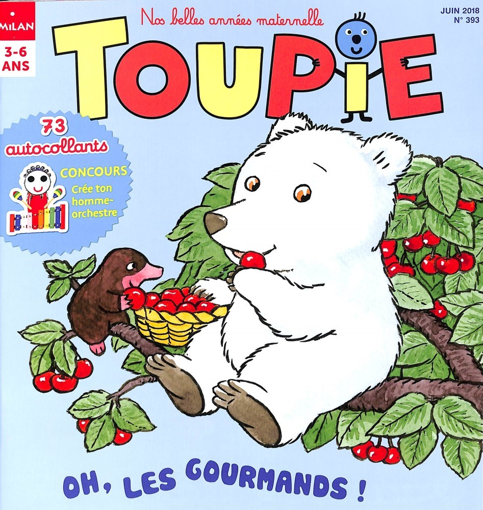 Toupie N° 393 May 2018