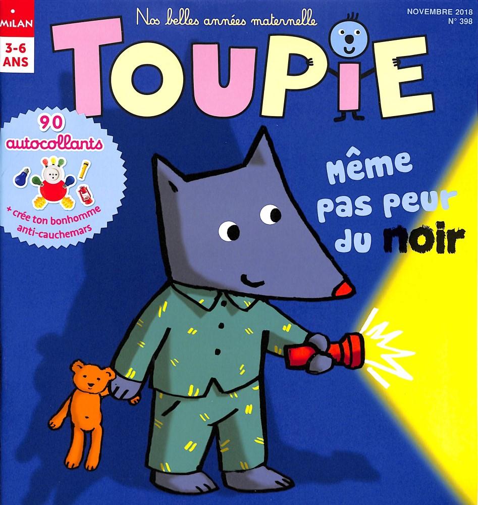 Toupie N° 398 October 2018