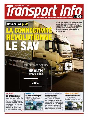 Transport Info hebdo N° 600 Février 2020