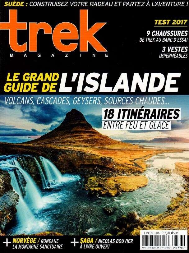 Trek Magazine N° 175 Avril 2017