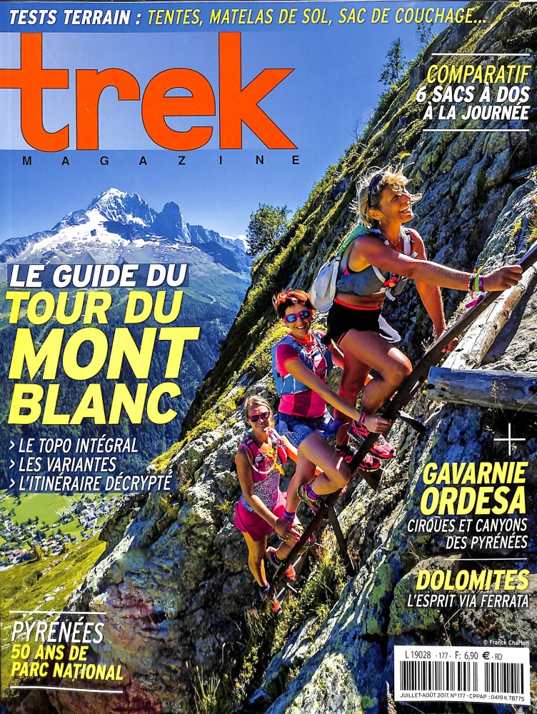 Trek Magazine N° 177 Juin 2017