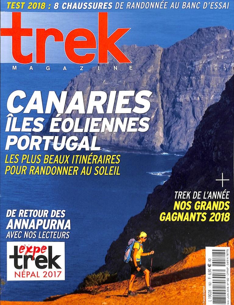 Trek Magazine N° 182 May 2018