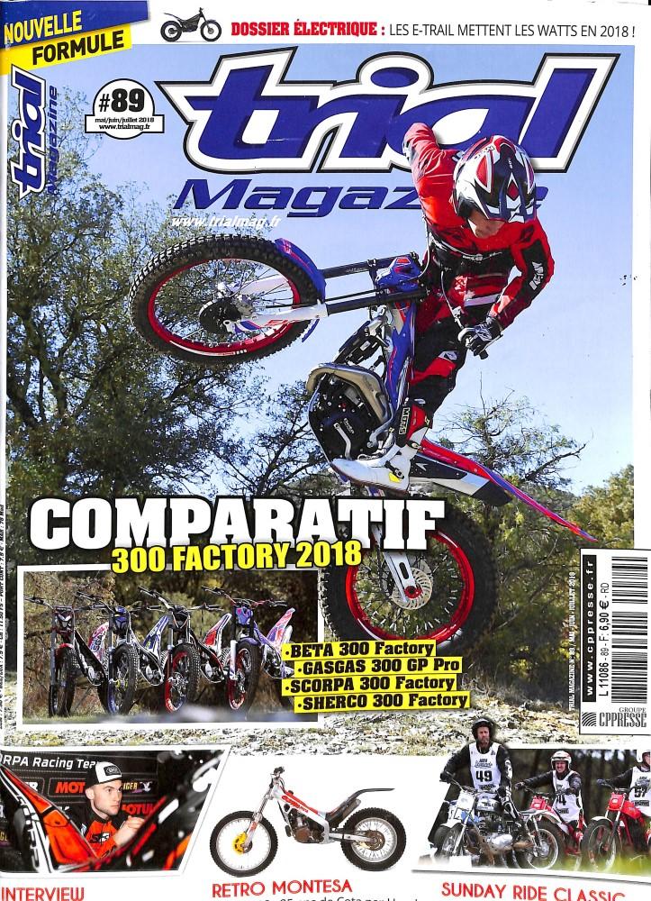 Trial magazine N° 89 April 2018