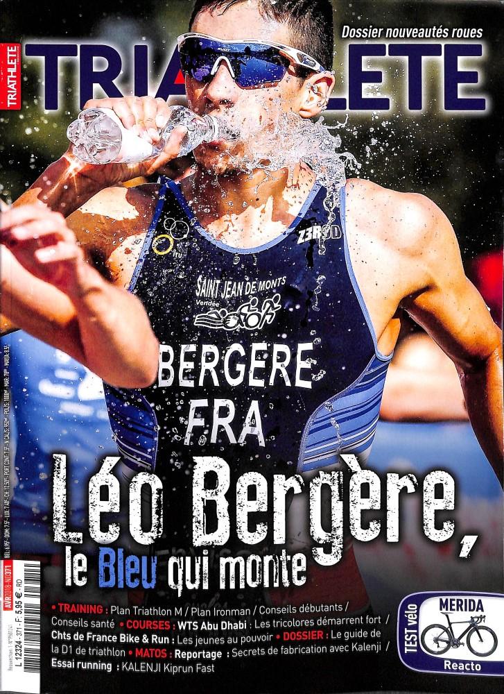 Triathlete N° 371 April 2018