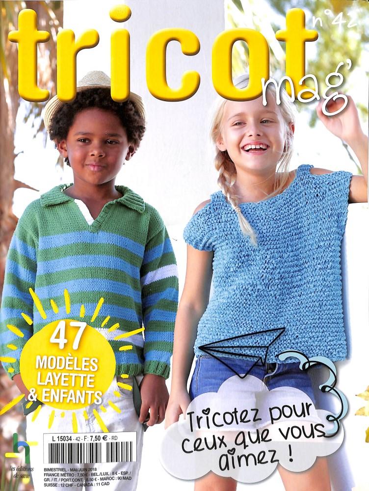 Tricot mag N° 42 April 2018