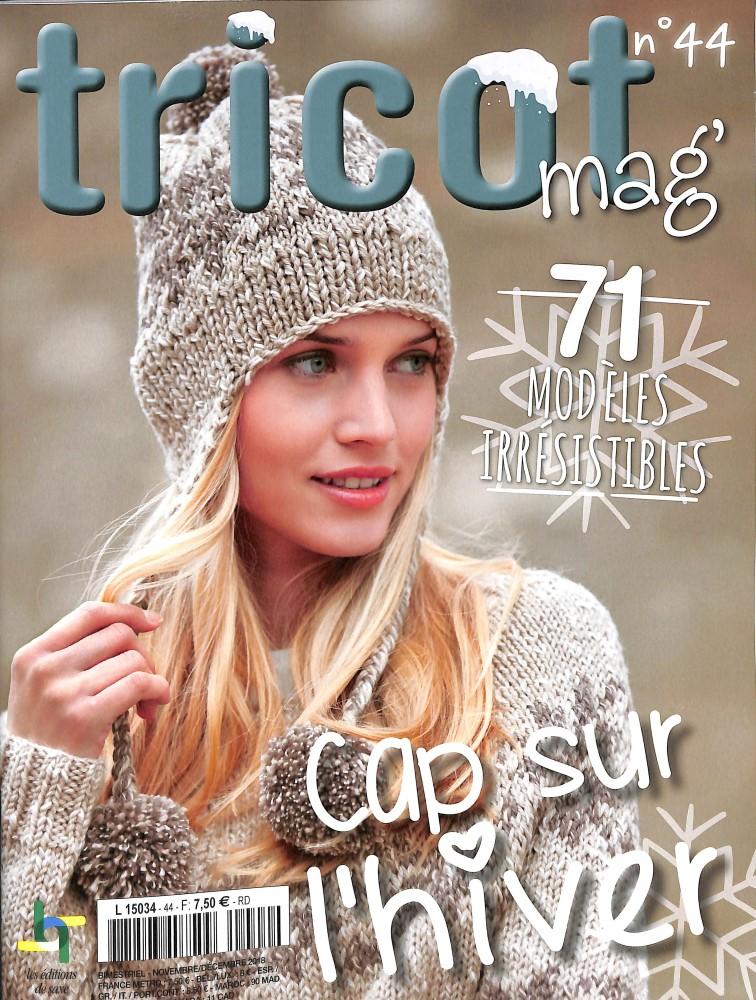 Tricot mag N° 44 October 2018