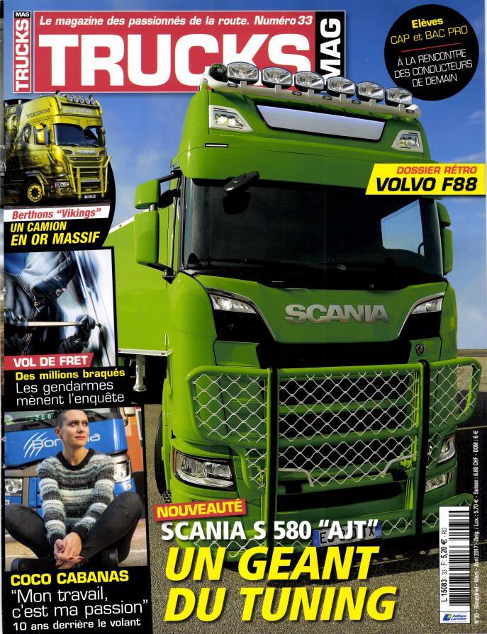 Trucks N° 33 Mars 2017