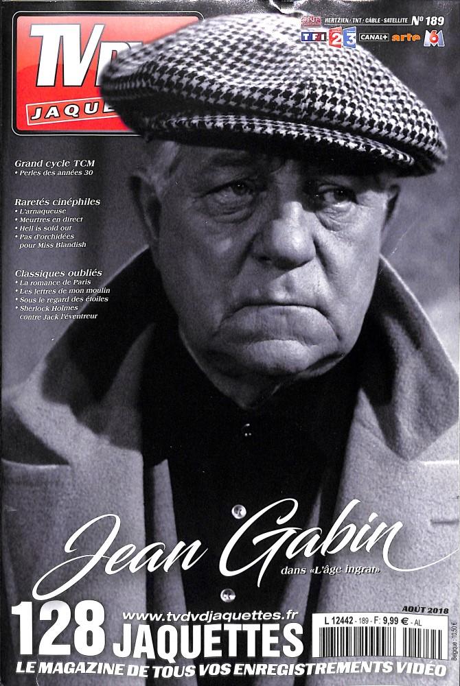 TV DVD Jaquettes N° 202 Août 2019