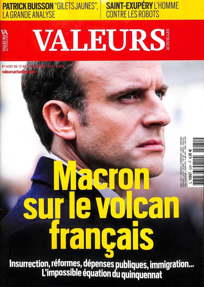Valeurs Actuelles N° 4281 December 2018