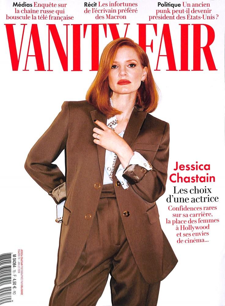 Vanity Fair N° 70 Juin 2019