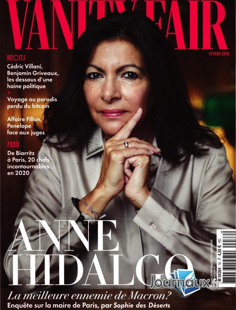 Vanity Fair N° 76 Février 2020
