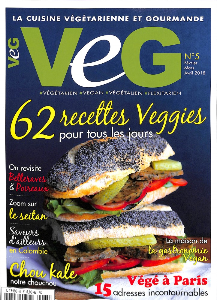 VEG N° 5 January 2018