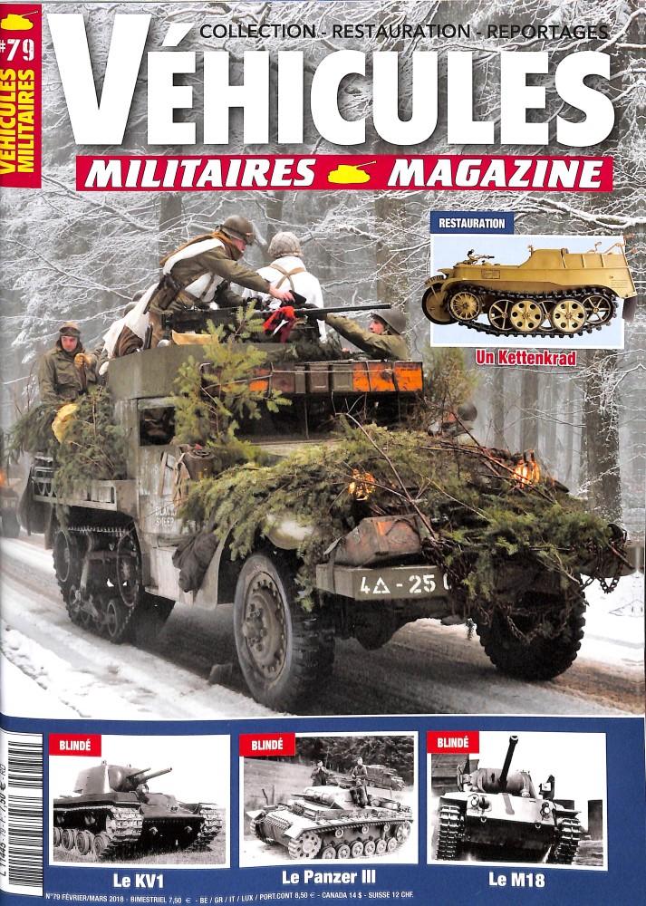 Véhicules militaires N° 3 Juin 2015