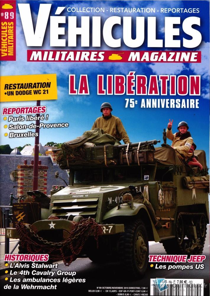 Véhicules militaires N° 82 Août 2018