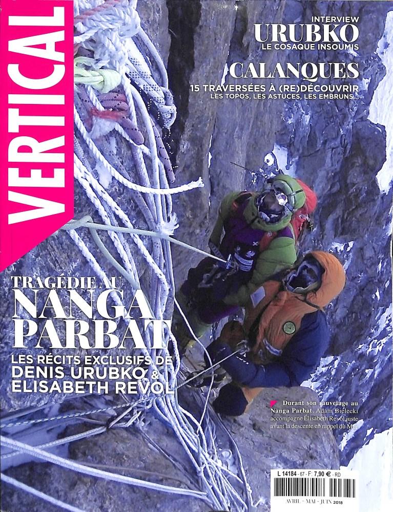 Vertical magazine N° 67 May 2018