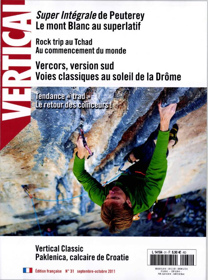 Vertical magazine N° 71 Avril 2019