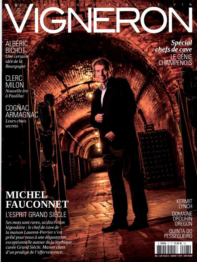 Vigneron magazine N° 27 Décembre 2016