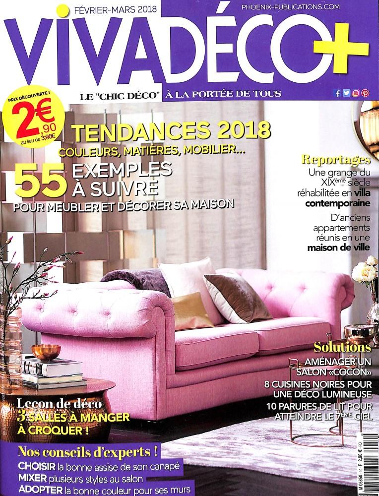 Viva Déco + N° 3 November 2016
