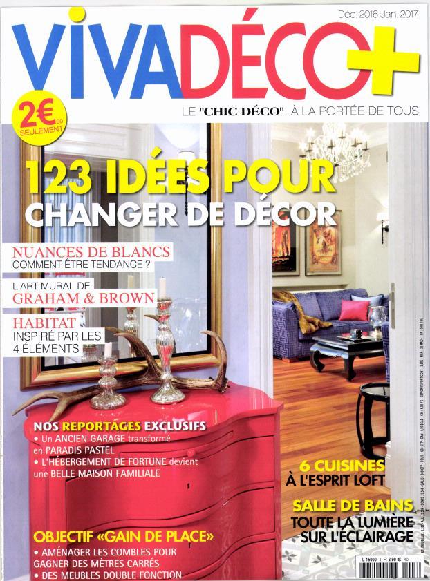 Abonnement Viva D Co Abonnement Magazine Par