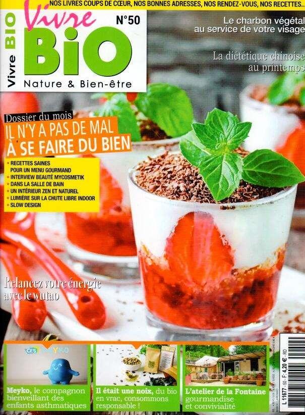 Vivre Bio N° 50 Avril 2017