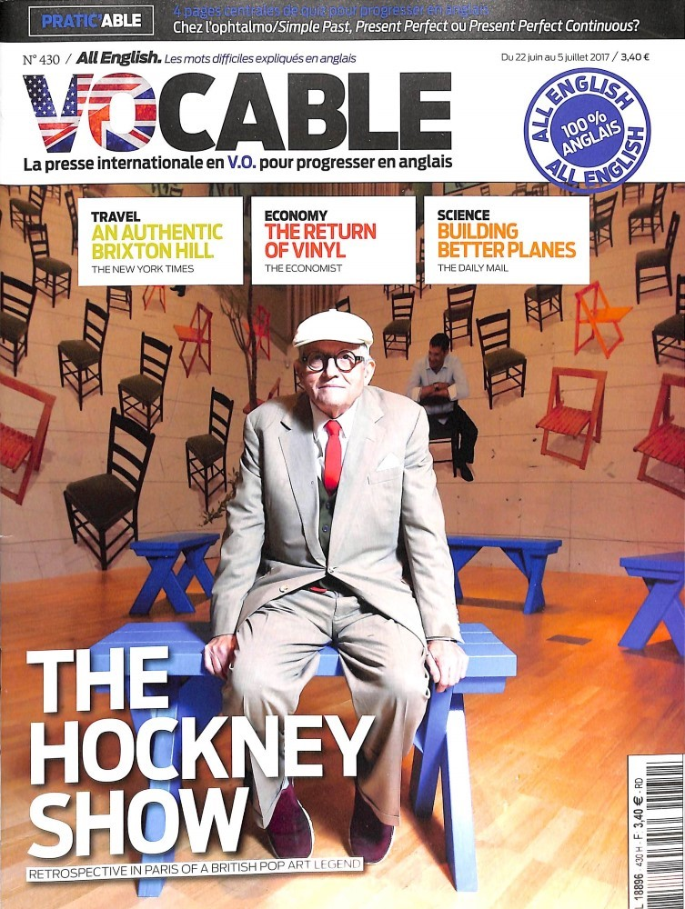 Vocable All English N° 481 Octobre 2019