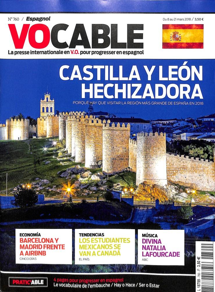 Vocable Espagnol N° 771 September 2018