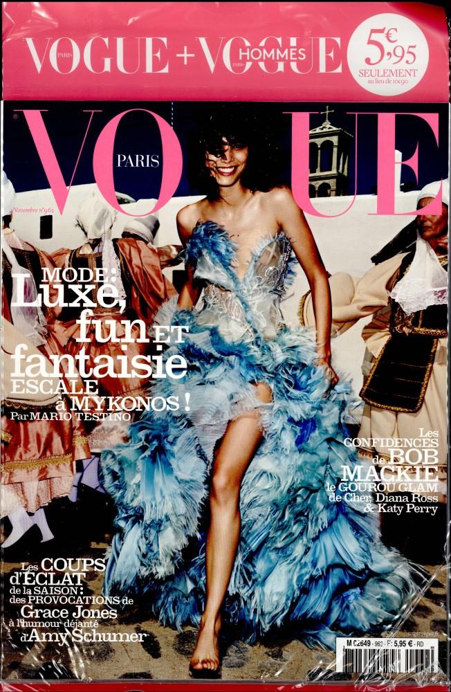 Vogue N° 982 Octobre 2017