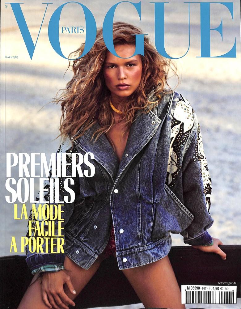 Vogue N° 987 April 2018