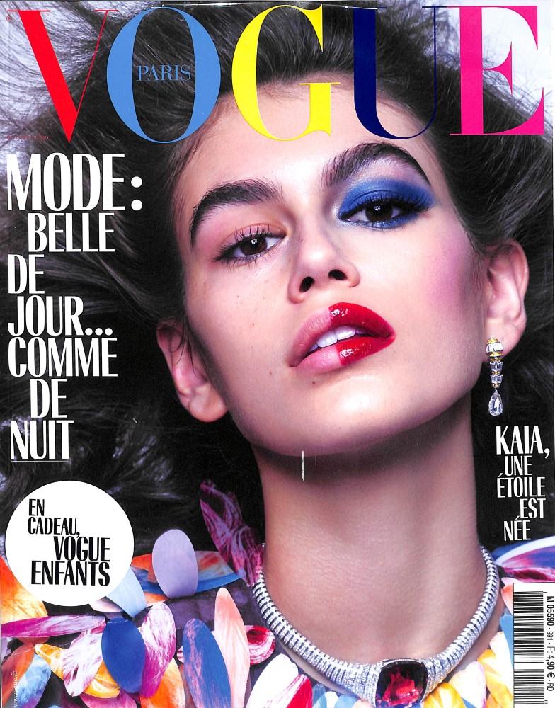 Vogue N° 991 September 2018