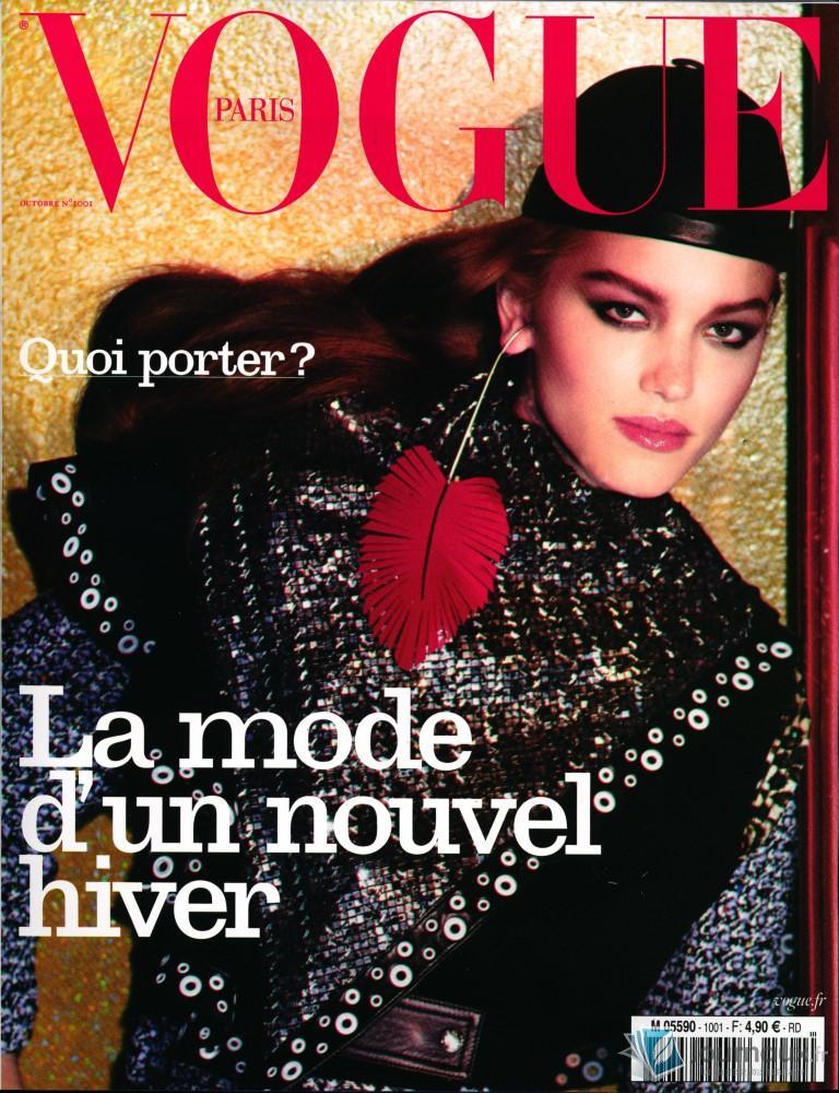 Vogue N° 1001 Septembre 2019
