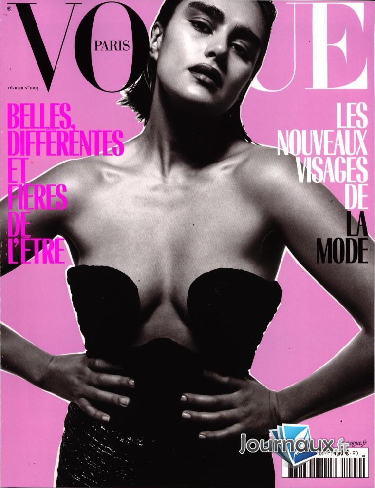 Vogue N° 1004 Janvier 2020